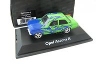 Opel Ascona A Tuning Car. Редкий Шуко!, масштабная модель, 1:43, 1/43, Schuco