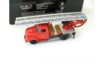 Opel Blitz 1,75t Drehleiter DL18 'Feuerwehr Sinsheim', масштабная модель, 1:43, 1/43, Minichamps