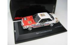 Opel Commodore B GSE No.39 Beaumont Редкий Шуко!, масштабная модель, 1:43, 1/43, SCHUCO
