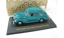 OPEL KAPITÄN Sedan (первой серии) 1939 Green. SALE!, масштабная модель, 1:43, 1/43, IXO Museum (серия MUS)