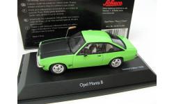Opel Manta B green/black Редкий Шуко!, масштабная модель, 1:43, 1/43, SCHUCO