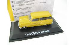 Opel Olympia Caravan 'Deutsche Post'