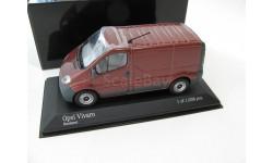 Opel Vivaro Van barolo red 2001 г.