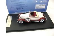Packard 902 Standart Eight Convertible 1932 white/red SALE!, масштабная модель, scale43, Neo Scale Models