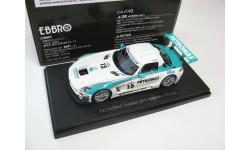 Petronas Syntium SLS AMG GT3 #15 Merdeka 12h Race 2011 г.