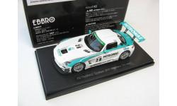 Petronas Syntium SLS AMG GT3 #28 Merdeka 12h Race 2011 г.