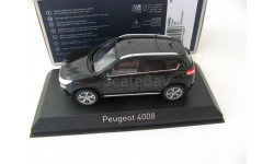 PEUGEOT 4008 (кроссовер 4х4) 2012 Black