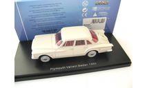 Plymouth Valiant Sedan 1960 beige, масштабная модель, Neo Scale Models, scale43
