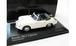 PORSCHE 356 C CABRIOLET 1965 Polizei Dusseldorf