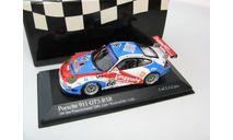 Porsche 911 (996) GT3 RSR #66 Winner 24h Spa 2005 г., масштабная модель, 1:43, 1/43, Minichamps