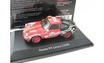 Porsche 911 Carrera 2.8 RSR SCC 2012 г. Редкий Шуко!, масштабная модель, 1:43, 1/43, Schuco