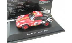 Porsche 911 Carrera 2.8 RSR SCC 2012 г. Редкий Шуко!