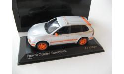 Porsche Cayenne Transsyberia silver 2007 г.