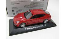 Porsche Consulting Panamera GTS carmine red, масштабная модель, 1:43, 1/43, Minichamps