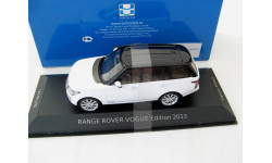 RANGE ROVER VOGUE 2013 White & Black