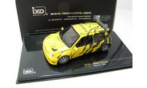 RENAULT CLIO MAXI Test Car Yellow and Grey 1995 г. SALE!, масштабная модель, 1:43, 1/43, IXO Road (серии MOC, CLC)
