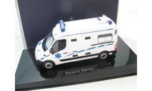 Renault Master 'Ambulance' 2011, масштабная модель, scale43, Norev