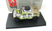Renault Sherpa, No.933, A.Daniel / D.Manuel, Rally Dakar 2011 г. Брак!, масштабная модель, scale43, Eligor