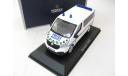 RENAULT Trafic 2014 'Police Municipale', масштабная модель, Norev, scale43