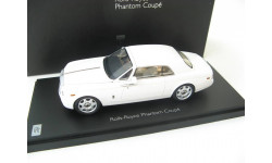 Rolls-Royce Phantom Coupe 2012 english white SALE!