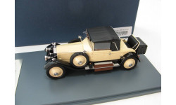 Rolls-Royce Silver Ghost Doctors Coupe Dansk beige/black