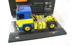 Scania LBT 141 blue/yellow 1976 г. SALE!, масштабная модель, 1:43, 1/43, IXO