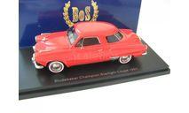 Studebaker Champion 2-Door Coupe 1951 red SALE!, масштабная модель, 1:43, 1/43, Best оf Show