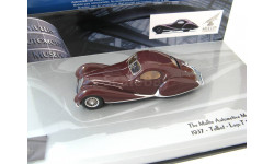 Talbot-Lago T150-C-SS Coupe 1937 г.