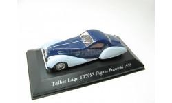TALBOT LAGO T150SS FIGONI FALASCHI 1938 г.