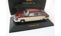 Tatra 603/1 red/beige 1970 г.