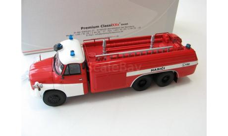 TATRA T148 CAS 'Hasici' Fire Brigade (пожарный) 1972 г. SALE!, масштабная модель, 1:43, 1/43, Premium Classixxs, Volkswagen