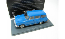 VOLGA GAZ M22 Blue Lim. 300 pcs. 1960 г. RARE!