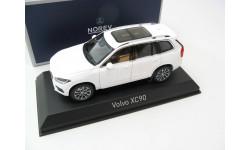 VOLVO XC90 (кроссовер 4х4) Crystal White Metallic 2015 г.