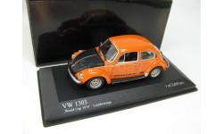 VW 1303 World Cup 1974 orange/black