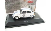 VW Käfer 1600 'Die Ludolfs' Редкий Шуко!, масштабная модель, Schuco, Volkswagen, scale43