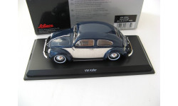 VW Käfer blue/beige 1:32