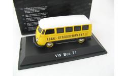 VW T1 Bus 'ADAC'. Редкий Шуко!, масштабная модель, SCHUCO, Volkswagen, scale43