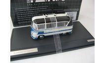 VW T1 Bus Auwarter Carlux white/blue 1962, масштабная модель, scale43, Matrix, Volkswagen