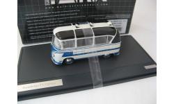 VW T1 Bus Auwarter Carlux white/blue 1962 SALE!