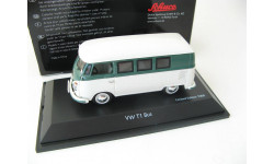 VW T1 Bus green/white. Редкий Шуко!