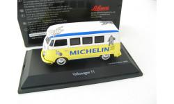 VW T1 Bus 'Michelin'. Редкий Шуко!