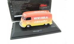 VW T1 фургон 'VIVI KOLA'. Редкий Шуко!