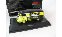 VW T1 'Sanhelios 2', black-yellow Редкий Шуко!