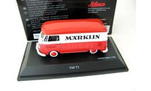 VW T1 Van 'Märklin', масштабная модель, scale43, SCHUCO, Volkswagen