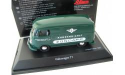 VW T1 'Zündapp Kundendienst'. Редкий Шуко!