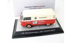 VW T2-b box van 'AEG-TELEFUNKEN' lim.500 pcs. RARE!, масштабная модель, 1:43, 1/43, Premium Classixxs, Volkswagen