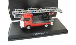 VW T2a пожарная лестница Feuerwehr Редкий Шуко!