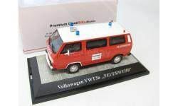 VW T3-b bus 'Feuerwehr', red-white SALE!