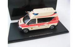 VW T5 Hornis Ambulance Malteser beige, масштабная модель, scale43, Neo Scale Models, Volkswagen