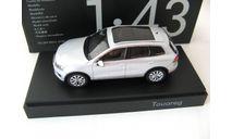 VW Touareg 2015 silver metallic SALE!, масштабная модель, 1:43, 1/43, HERPA, Volkswagen